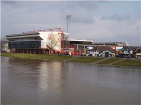 Nottingham Forest's stadium, the City Ground