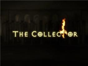 Opening title logo used in Season 3 of The Collector
