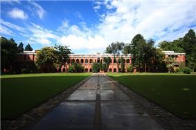 building of The Doon School