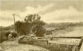 Country scene in 1912