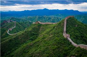 The Great Wall of China (Mutianyﺁ section)