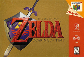 A sword and shield—the latter bearing both the three triangles of the Triforce and the bird-like Hyrule crest—are positioned behind the game's title.