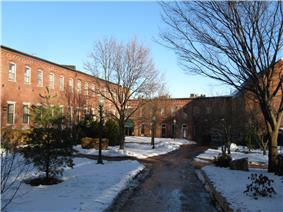 Amesbury and Salisbury Mills Village Historic District