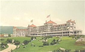The Mount Washington Hotel c. 1906