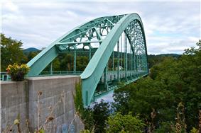 The Samuel Morey Memorial Bridge