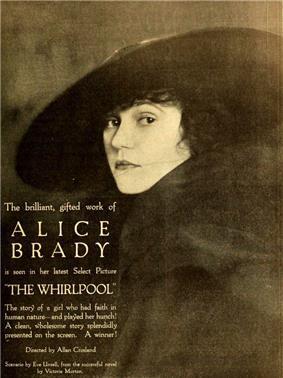 The Whirlpool (1918 movie advertisement).jpg
