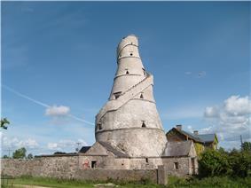 The Wonderful Barn, Leixlip