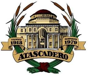 Official seal of City of Atascadero