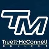 The logo for Truett-McConnell College