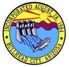 Official seal of Bullhead City, Arizona