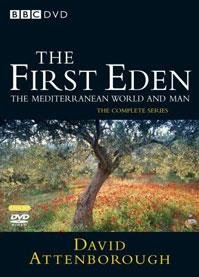 The First Eden DVD cover