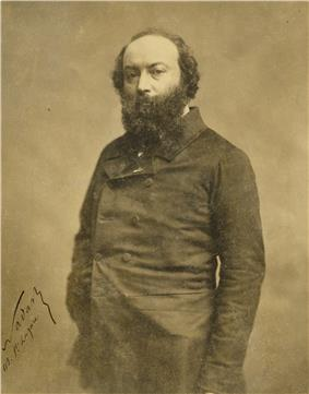 Photo of Theodore Rousseau