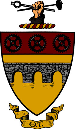 The crest of ΘΤ