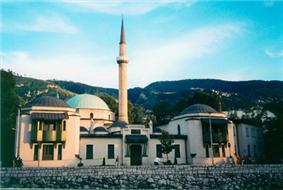 Emperor's Mosque, Sarajevo