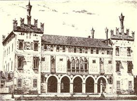 Palazzo Porto Colleoni Thiene (also known as The Castle of Thiene).
