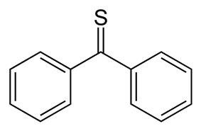 Diphenylmethanethione