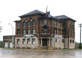 Third Precinct Police Station