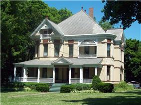Thomas Oliver House
