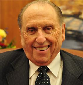 Photo of Thomas S. Monson