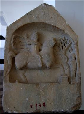 Thracian Horseman Histria Museum.jpg