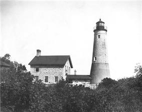 Thunder Bay Island Light Station