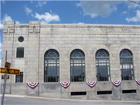 Ticonderoga National Bank