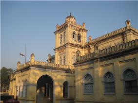 Tilak Hall is the headquarters of Faiazabad and Ayodhya municipal board.