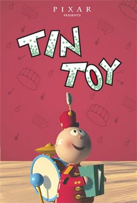 Poster for Tin Toy