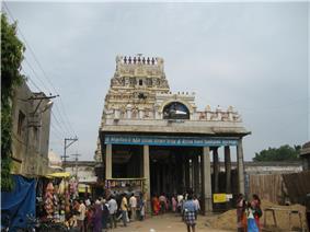 Veeraraghava Swami Temple (Thiruevvul)