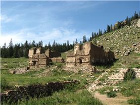 Togchin temple ruins - Zuunmod (Mongolia).jpg