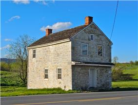 Chambersburg and Bedford Turnpike Road Company Toll House