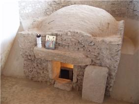Crypt at Niculiţel
