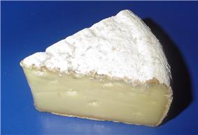 Tomme de Savoie cheese, France