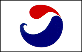 Official logo of Tongyeong
