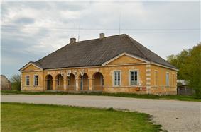 Former Torma post station