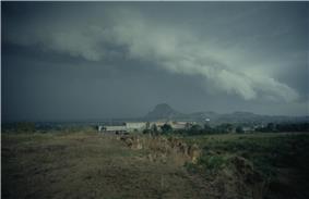 Storm in Tororo