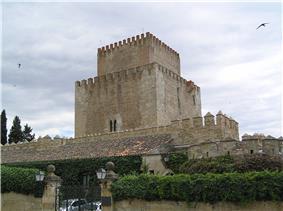 Castle of Enrique II, Ciudad Rodrigo