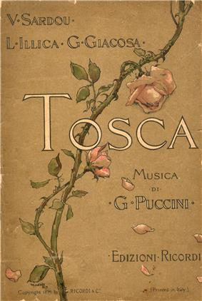 Front cover decorated by a rose branch that curls from bottom left to top right. The wording reads:
