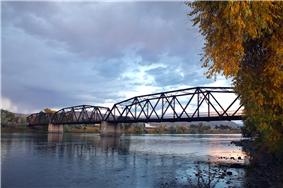 Toston Bridge