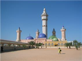 The Great Mosque at Touba