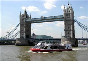 City Cruises vessel