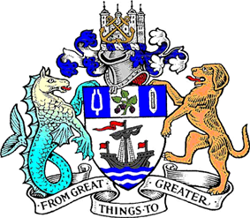 Coat of arms of London Borough of Tower Hamlets