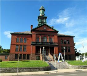 Willimantic Town Hall