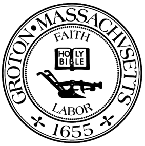 Official seal of Groton, Massachusetts