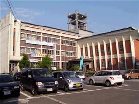 Funagata Town Hall