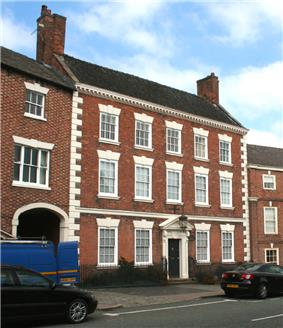 Townwell House, 52 Welsh Row