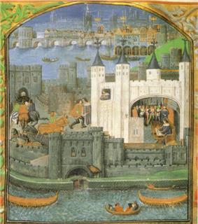 Medieval painting