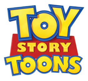 Logo for Toy Story Toons