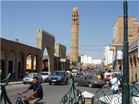 Habib Bourguiba Avenue, Tozeur