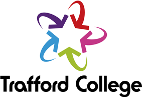 The Logo of Trafford College